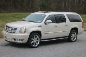 2014 Cadillac Escalade ESV ESV Luxury