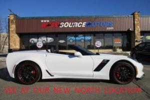 2016 Chevrolet Corvette 2dr Z06 Convertible w/3LZ 7 Speed Suede and Carbon