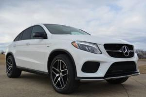 2016 Mercedes-Benz GLE450 AMG Coupe GLE450 AMG Coupe