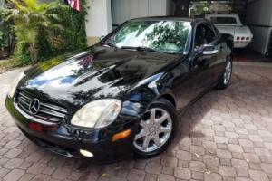 2003 Mercedes-Benz SLK-Class SLK LIMITED