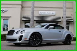 2010 Bentley Continental GT Photo