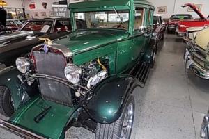 1929 Chevrolet Sedan - Utah Showroom