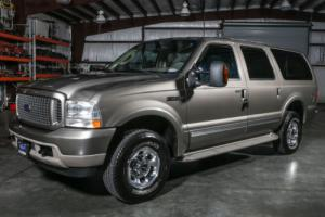 2003 Ford Excursion Limited 4WD 7.3L PowerStroke Turbo Diesel