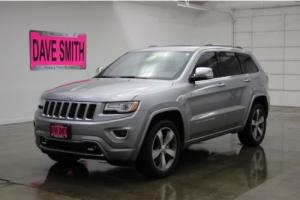 2015 Jeep Grand Cherokee 4WD 4dr Overland Photo