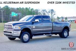 2014 Dodge Ram 3500 100% LOADED / $90K SPENT