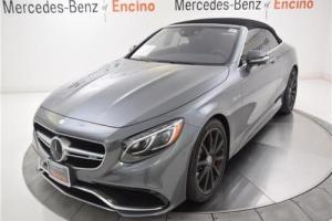 2017 Mercedes-Benz S-Class AMG S63
