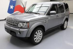 2012 Land Rover LR4 HSE LUX 4X4 DAUL SUNROOF NAV