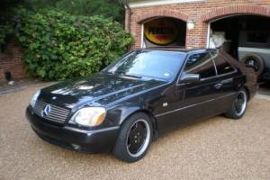 1995 Mercedes-Benz 500-Series CL SL S Class