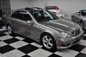 2006 Mercedes-Benz C-Class Only 44,612 Miles. C230 not C280 C300 amg