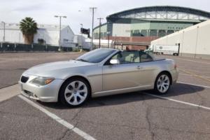 2004 BMW 6-Series Photo