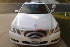 2010 Mercedes-Benz 300-Series E350