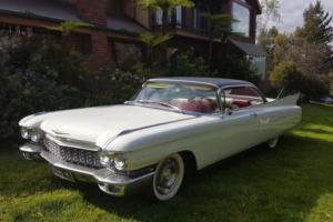 Cadillac Eldorado Seville 1960