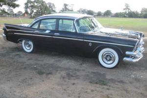 Dodge Custom Royal, 1958