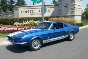 1967 Ford Mustang Shelby GT-500 | eBay
