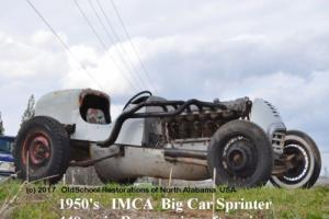U.S.A.  IMCA Big Car Sprinter Ranger 440 cu inch Monoposto PreWar Class racer