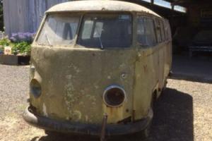 VW kombi 1961 Split Screen