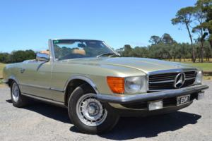 1982 Mercedes-Benz 380SL Photo