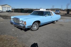 1977 Chrysler Newport St-Regis | eBay Photo