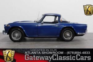 1966 Triumph TR4A --
