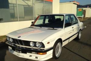 1987 BMW Alpina B7 Turbo/3