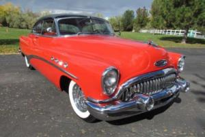1953 Buick Super - Utah Showroom