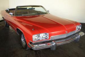 1973 Buick Centurion BUICK73