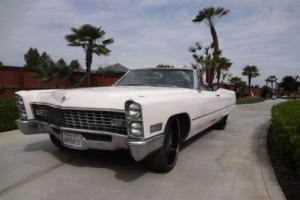 1967 Cadillac DeVille Photo