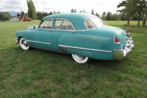1949 Cadillac Fleetwood Photo
