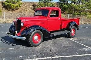 1938 Dodge Other Pickups -- Photo