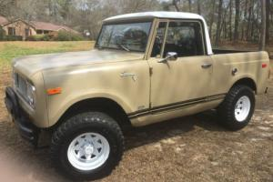 1971 International Harvester Scout Scout 800B
