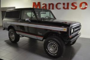 1980 International-Harvester Scout II Raven CVI Photo