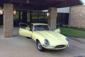 1964 Jaguar E-Type E-TYPE