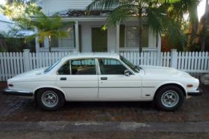 1986 Jaguar XJ6 XJ6 Series Three