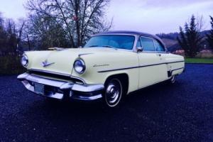 1954 Lincoln Capri Hard Top