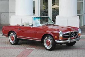 1970 Mercedes-Benz SL-Class --
