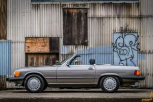 1986 Mercedes-Benz SL-Class Photo