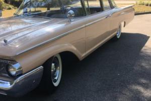 1960 Mercury Monterey monterey