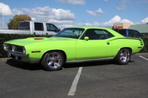 1970 Plymouth Barracuda Photo