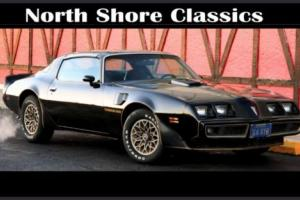 1979 Pontiac Trans Am -REAL BANDIT Y84 SPECIAL EDITION PHS DOCUMENTS CAL Photo