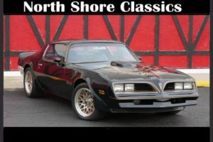 1978 Pontiac Trans Am - WITH T-TOPS 4-SPEED- REAL WS6 CODE- SEE VIDEO