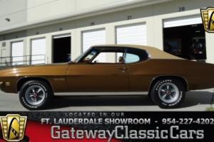 1971 Pontiac GTO -- Photo