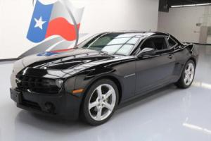 "2013 Chevrolet Camaro V6 6-SPEED CD AUDIO 20"" WHEELS"