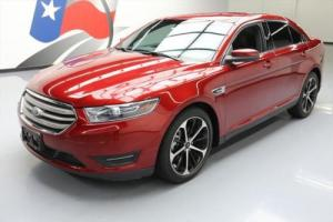2014 Ford Taurus SEL HTD LEATHER NAV REAR CAM 20'S