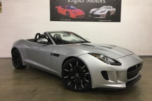 2014 Jaguar F-Type V6 Convertible