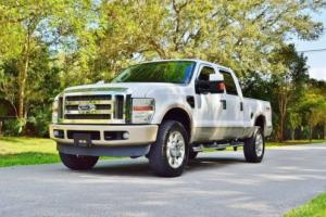 2008 Ford F-350 Super Duty Lariat King Ranch F350 Crew Cab 4WD