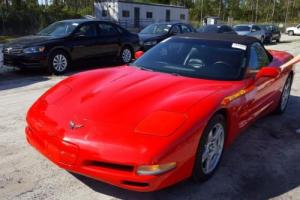 1999 Chevrolet Corvette 2dr Convertible Photo