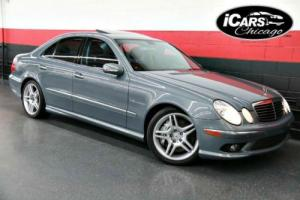 2005 Mercedes-Benz E-Class AMG 4dr Sedan