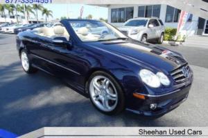 2008 Mercedes-Benz Other CLK 550 Convertible