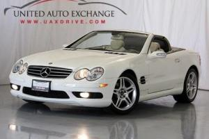 2006 Mercedes-Benz SL-Class Sport Package