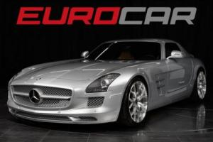 2012 Mercedes-Benz SLS AMG Photo